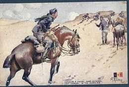 LVC - Chasseurs à Cheval, Dans Les Dunes - Guerre 1914-18