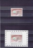 BELGIQUE 1967 POSTPHILA Yvert 1435 + BF 44 NEUF** MNH - Belgique