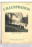 L'illustration Du 16/12/1933 Plaisirs D'hiver Sur La Glace Parisienne SUR LE GRAND LAC DU BOIS DE BOULOGNE - Books, Magazines, Comics