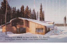 Alaska Anchor Point KNLS New Life Station - United States