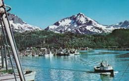 Alaska Cordova Small Boat Harbor - United States