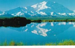 Alaska Mount McKinley - United States