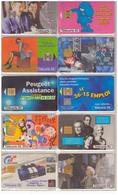 France. 20 Télécartes 1998 - France