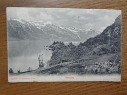 Suisse - Switzerland / Iseltwald --> Written 1905 - BE Berne
