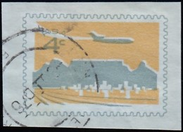 South Africa / Used (SW1237) - Frama Labels