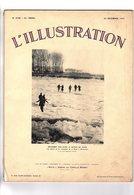 L'illustration Du 23/12/1933 Décembre 1933 Dans Le Bassin De Paris Les Séracs Et Les Crevasses De La Seine à Montereau - Books, Magazines, Comics