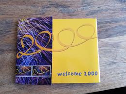 Pochette Annuelle éditée Par Bpost 2000 (Année Complète Avec Blocs Et Carnets) - Neuf - Belgio