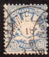 Germany Bavaria Mi# 40b Used - Bavaria