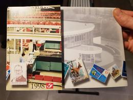 Pochette Annuelle éditée Par Bpost 1998 (Année Complète Avec Blocs Et Carnets) - Neuf - Belgio