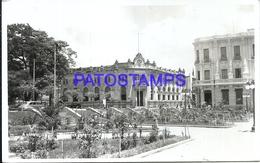 104812 PARAGUAY ASUNCION BANK BANCO DE LA REPUBLICA POSTAL POSTCARD - Paraguay