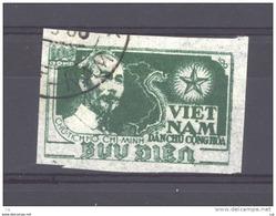 Viêt-Nam  -  Du Nord  -  1963  :  Yv  63  (o)  Non Dentelé - Viêt-Nam