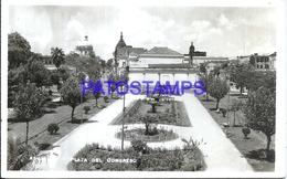 104814 PARAGUAY ASUNCION PLAZA DEL CONGRESO POSTAL POSTCARD - Paraguay