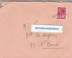 LSC - Oblitération Linéaire - ST MANDE 94 ...... - Marcophilie (Lettres)