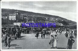 104818 URUGUAY PIRIAPOLIS VISTA PARCIAL & TRAIN TREN  POSTAL POSTCARD - Uruguay