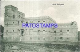 104820 URUGUAY PIRIAPOLIS VISTA DEL HOTEL POSTAL POSTCARD - Uruguay
