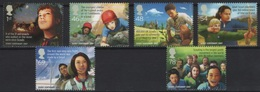 GB - UK (2007) Yv. 2916/21   /  Boy Scouts - Scouting - Scout - Archery - Arc - Movimiento Scout