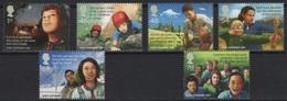 GB - UK (2007) Yv. 2916/21   /  Boy Scouts - Scouting - Scout - Archery - Arc - Padvinderij