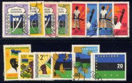 ZANZIBAR, SET, NO.'S 305-318 - Zanzibar (1963-1968)