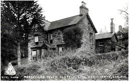 MERSEYSIDE YOUTH  HOSTELS , LTD, PEN - Y CARTH ,  HARLECH - Pays De Galles