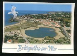 (85) Bretignolles Sur Mer : Le Plan D'eau Et La Plage De La Normandelière - Bretignolles Sur Mer