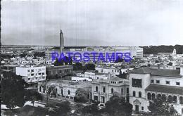 104835 PERU LIMA STADIUM ESTADIO NACIONAL POSTAL POSTCARD - Pérou