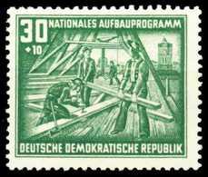 DDR 1952 Nr 305 Postfrisch X4FFDFE - [6] Democratic Republic