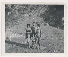 REAL PHOTO,Trunks Man Bikini Women And Kids Homme Femmes Et Enfants Plage ORIGINAL - Photographs