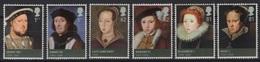 GB - UK (2009) Yv. 3138/43  /  Kings & Queens Dinasty - Familles Royales