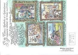 TAAF - Alfred Faure-Crozet: Lettre Avec Bloc-feuillet N°9 - Si Les TAAF Avaient été Moins Australes - 01/01/2003 - Terres Australes Et Antarctiques Françaises (TAAF)