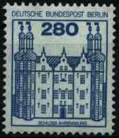 BERLIN DS BURGEN U. SCHLÖSSER Nr 676 Postfrisch S5F5886 - [5] Berlin