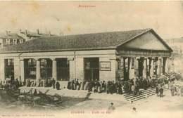 121218 - 63 ISSOIRE Halle Au Blé - Affiche LIP Chronomètre Montre - Issoire