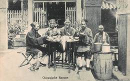 CPA Chinesische Bonzen - China