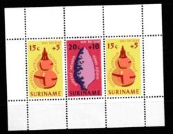 Suriname 1975 Blok Kind - NVPH 653 MNH** Postfris - Suriname ... - 1975