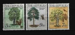 TSCHECHISCHE REPUBLIK Mi-Nr. 23 - 35 Naturschutz Postfrisch - Tchéquie