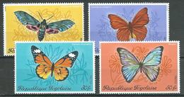 Togo YT N°683/686 Papillons Neuf ** - Togo (1960-...)
