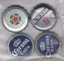 Tappo A Corona - Birre Corona, Beck's, Heineken - Birra
