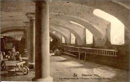 STAVELOT - Les Souterrains De L'Hospice Ferdinand Nicolay - Stavelot