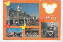 Disneyland Resort, Paris, Used Postcard [22399] - Disney