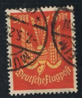 Juli 1922 Flugpostmarken Michel 218 Sehr Gut  Gestempelt O Siehe Scan - Airmail