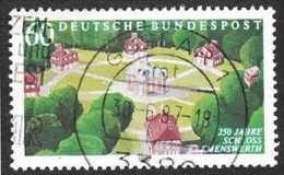 Germany - Scott #1500 Used - [7] Federal Republic