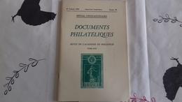 Documents Philatéliques 4ème Trimestre 1978 N° 78 Spécial Cinquantenaire - Magazines