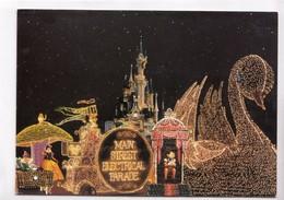 Disneyland, Paris, La Parade Electrique, Electric Parade, Used Postcard [22404] - Disney