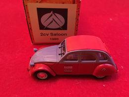 2CV6 Saloon 1980 1/43 Norev - Norev