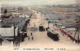 CPA THE TODAIMON STREET SEOUL - Corée Du Sud