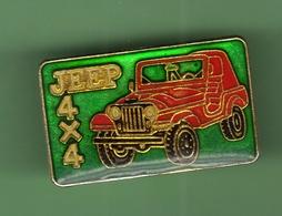 JEEP 4X4 *** 0098 - Badges