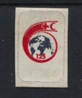 Yugoslavia 1989 Red Cross Charity, Self-adhesive, Cinderella, MNH - Liefdadigheid