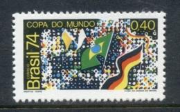 Brazil 1974 World Cup Soccer Munich MUH - Brazil