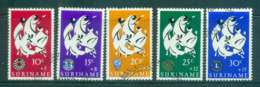 Surinam 1966 Easter Charities FU Lot47216 - Surinam