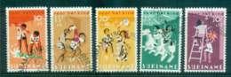 Surinam 1966 Child Welfare FU Lot47217 - Surinam
