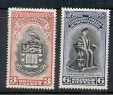 British Guiana 1951 University Of The West Indies MUH - Guyane Britannique (...-1966)